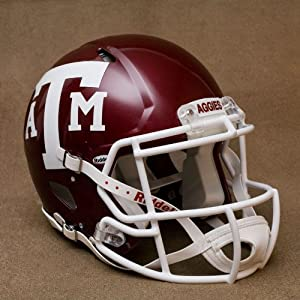 Buy TEXAS A&M AGGIES Riddell Revolution SPEED Football Helmet