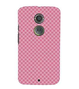 Heart Symbols Cute Fashion 3D Hard Polycarbonate Designer Back Case Cover for Motorola Moto X2 :: Motorola Moto X (2nd Gen) :: Motorola Moto X 2014 :: Motorola Moto X+1