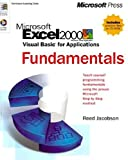 img - for Microsoft Excel 2000/Visual Basic for Applications Fundamentals book / textbook / text book