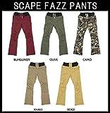 (エスケープ) SCAPE 14-15 OUTERWEAR/FAZZ PANTS M BEIGE