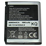 Samsung AB603443CA Li-Ion 1000mAh Standard Battery for Samsung Freeform II Samsung Strive Samsung Flight Samsung Gravity 2 Samsung Solstice Samsung Instinct Samsung Impression Samsung Behold