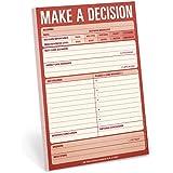 Knock Knock Make a Decision Pad