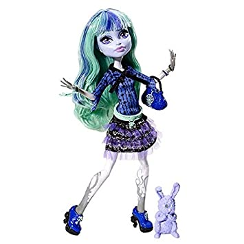 Monster High 13 Wishes Twyla Doll by Mattel
