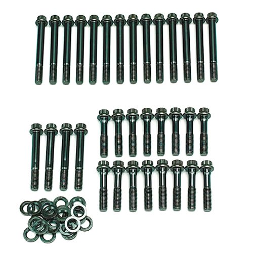 ARP 235-3703 Pro Series Black Oxide 12-Point Cylinder Head Bolt Kit for Big Block Chevy Mark IV (Big Block Chevy Heads compare prices)