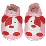 UMS Germany Unisex Child Baby Shoes Baby pink PINK Size 18 19 EU S