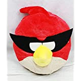 "Angry Birds SPACE - Red Bird 13"" Plush Back Pack, Licensed"