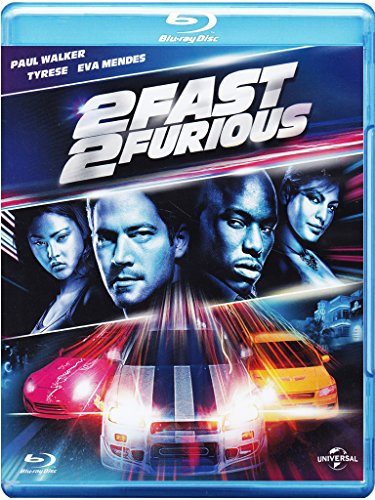 2 fast 2 furious [Blu-ray] [IT Import]