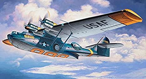 Revell - 04507 - Maquette - Pby-5A Catalina