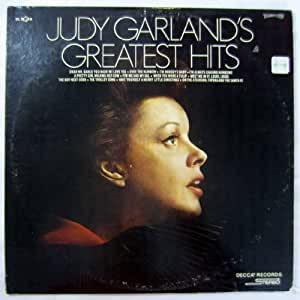 Judy Garland Judy Garland S Greatest Hits Amazon Com Music