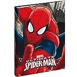 Spiderman - Carpeta anillas, color rojo y azul (Montichelvo 29980)