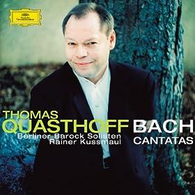 """J.S. Bach: """"Der Friede sei mit dir"""" Cantata, BWV 158 - 3. Recit: Nun Herr, regiere meinen Sinn"""