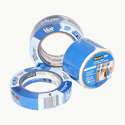 051115036804 - 3M ScotchBlue Painter's Tape for Multi-Surfaces carousel main 3
