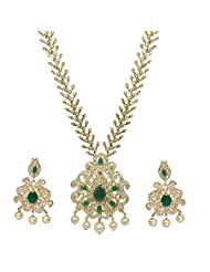 Fashionable Necklace Set For Women By Mp Fine Jewellery - B00ZITPXFK