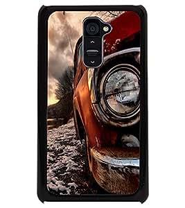 PRINTSWAG CAR PHOTOGRAPHY Designer Back Cover Case for LG G2