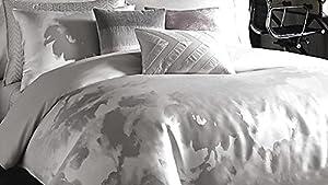 Kenneth Cole Urban Bloom Platinum Silver Grey