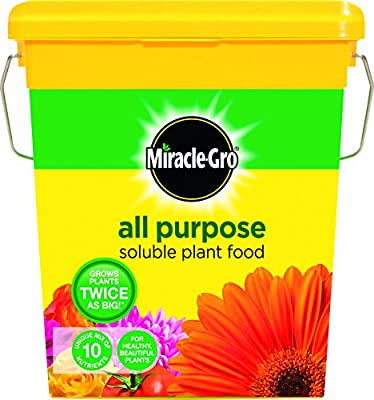 Miracle-Gro Water Soluble Lawn Food Tub, 2 kg