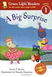 img - for A Big Surprise (Green Light Readers Level 1) by Butler, Kristi T. (2005) Paperback book / textbook / text book