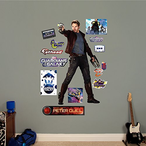 Amazing  Fathead Peter Quill