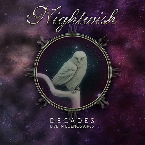 Blu-ray : NIGHTWISH - Decades: Live In Buenos Aires (3 Discos)