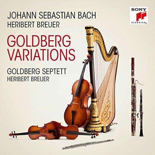 CD : BACH / VAN DYKE,EARL - Bach: Goldberg Variations