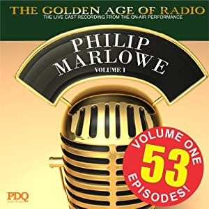 Adventures of Philip Marlowe Vol 1 | [PDQ Audiobooks]