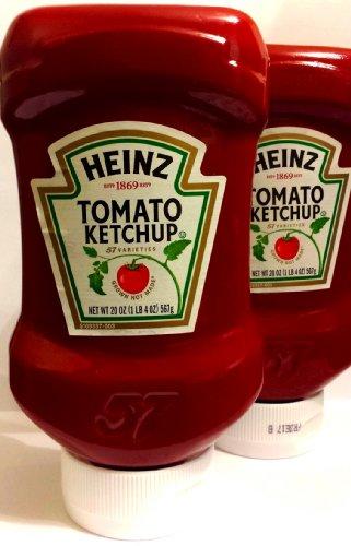 Upside Down Ketchup Bottle front-1072079