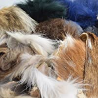 Mixed Trim Fur (1/4 Pound Bags)