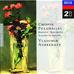 Chopin: Berceuse in D Flat, Op.57