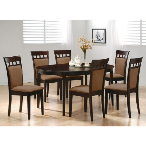 Light wood dining room sets home furniture design for Light wood dining room sets