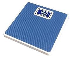 Virgo Digital Iron Body Weighing Scale (Blue)