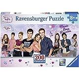 Ravensburger 12799 - Violetta, Puzzle 200 pezzi Panorama