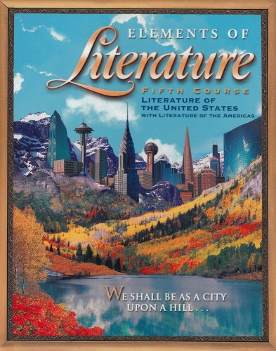 Holt Elements Of Literature Fourth Course Teachers Edition