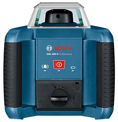 Bosch-Professional-GRL-400-H-400-m-Arbeitsbereich-mit-Empfnger-Transportkoffer-Empfnger
