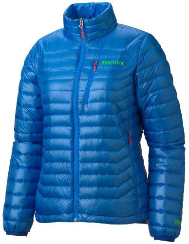 Marmot Women's Quasar Jacket, Cobalt Blue, X-Small