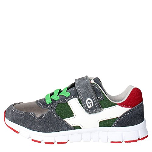 Grunland junior SC1769 Sneakers Bambino Grigio 33