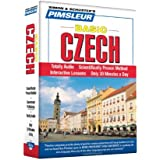 Czech, Basic: Learn to Speak and Understand Czech with Pimsleur Language Programs