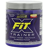 Buy MHP X-Fit Trainer Tropical Punch Powder 234g Comparison-image