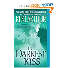The Darkest Kiss (Riley Jensen, Guardian, Book 6) by Keri Arthur