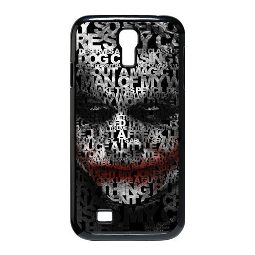 Batman The Joker Why so Serious Letter Unique SamSung Galaxy S4 I9500 Durable Hard Plastic Case Cover Personalized Treasure DIY