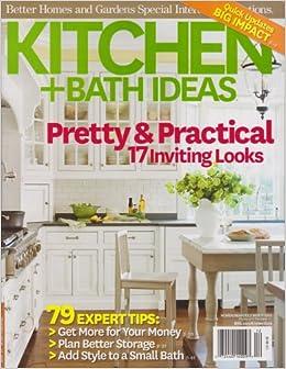 Better homes and gardens kitchen bath ideas november for Better homes and gardens kitchen and bath ideas