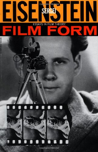 film form essays in film theory and the film sense