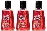 Bath and Body Works Halloween Pocketbac Vampire Blood Plum