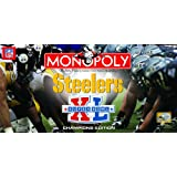 Monopoly: Pittsburgh Steelers Super Bowl XL Champions Edition