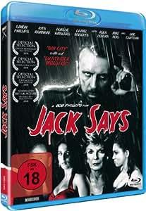 Jack Says [Blu-ray]