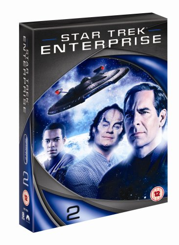 Star Trek – Enterprise – Series 2 – Complete