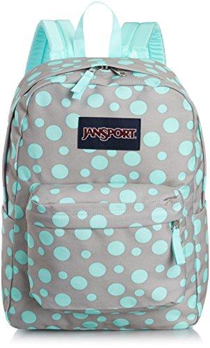 7d6384e21e01 JanSport Superbreak Backpack (Grey Rabbit Sylvia Dot)