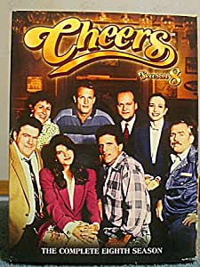 CHEERS: COMPLETE EIGHTH SEASON (4PC) / (FULL CHK) - CHEERS: COMPLETE EIGHTH SEASON (4PC) / (FULL CHK)