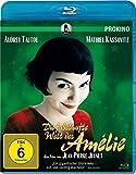 DVD Cover 'Die fabelhafte Welt der Amelie [Blu-ray]