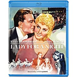 Lady for a Night [Blu-ray]