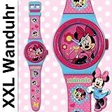 Disney Minnie Mouse Wall Watch Clock